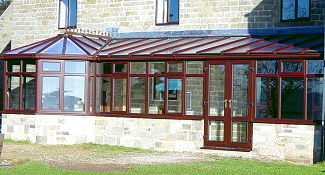 Click here for more information about Conservatories from Character...