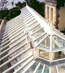 Glass Roofs - Conservatory Roofs