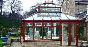 Bespoke Orangeries in Chesterfield from Character